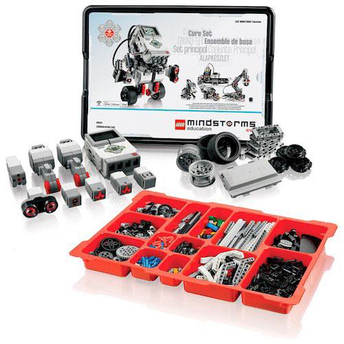 Zestaw LEGO Mindstorms EV3
